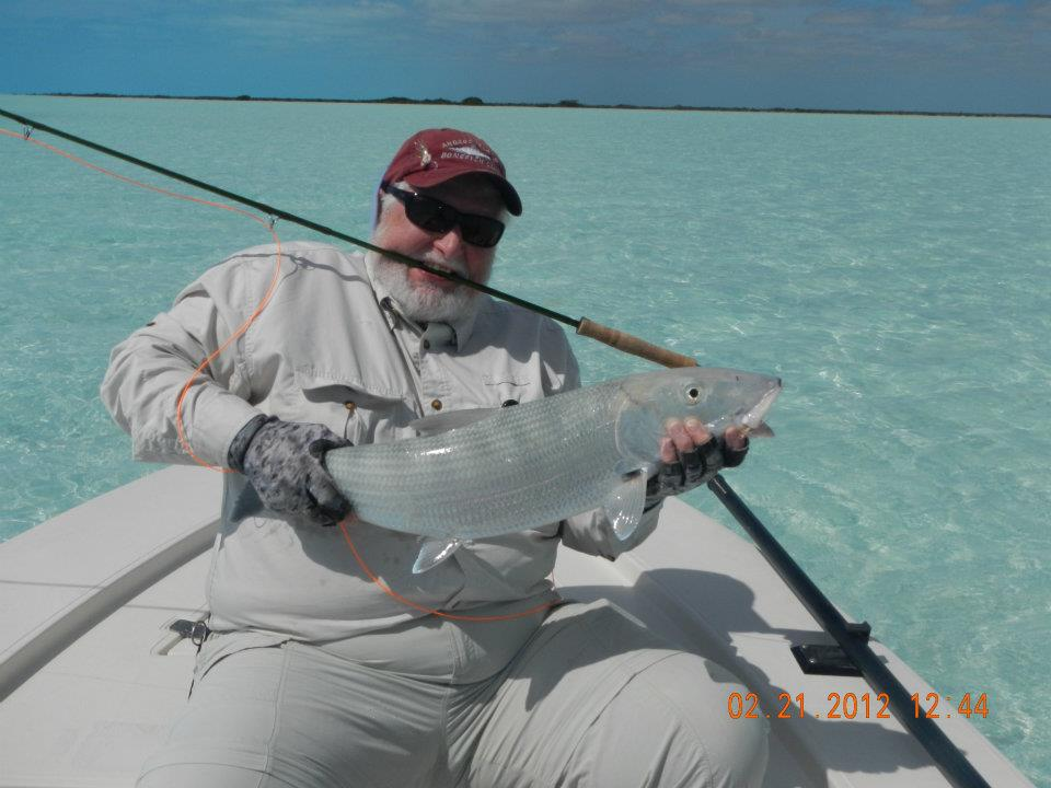 Bahamas Fly Fishing Vacations