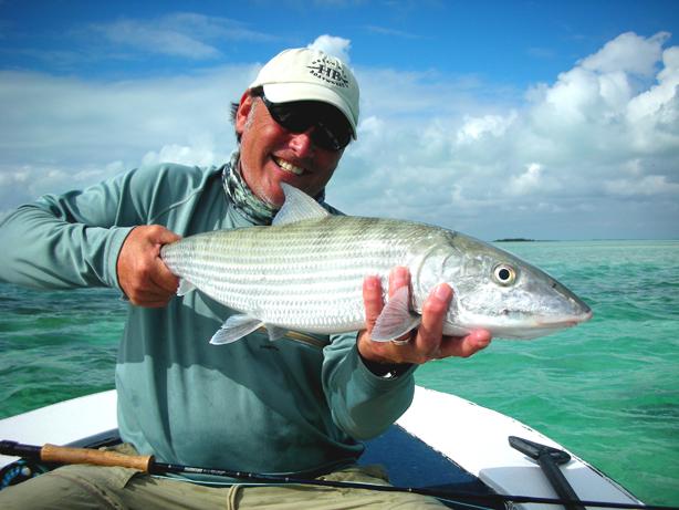 Bahamas Bonefish
