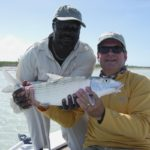 Salt Water Fly Fishing Guides