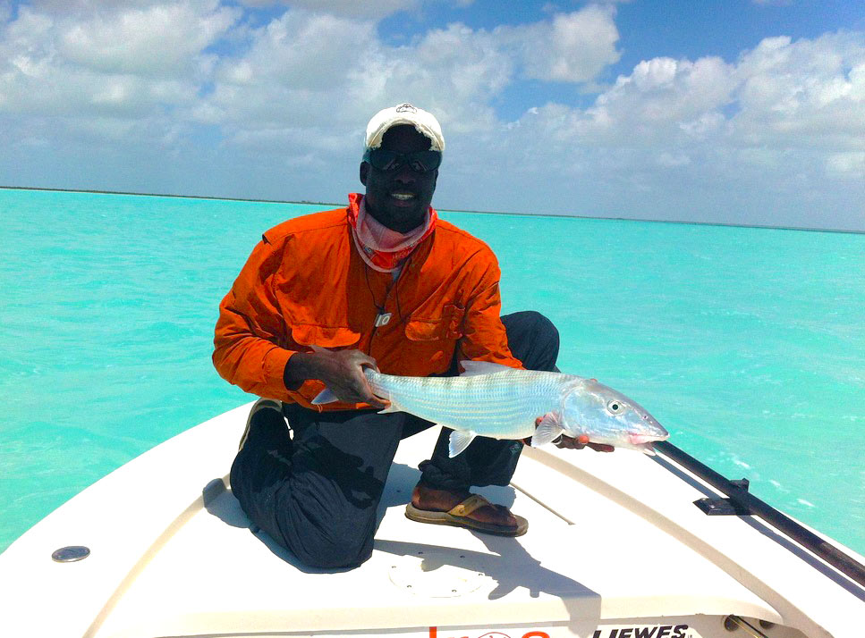 Bahamas bone fishing guides andros island bonefish club for Fly fishing bahamas